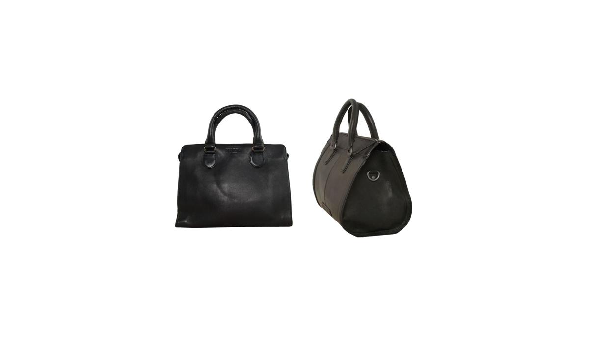 Der Freitagsfund: Klassische Tasche in Schwarz
