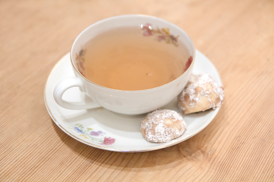 Shortbread: Russian Tea Cakes