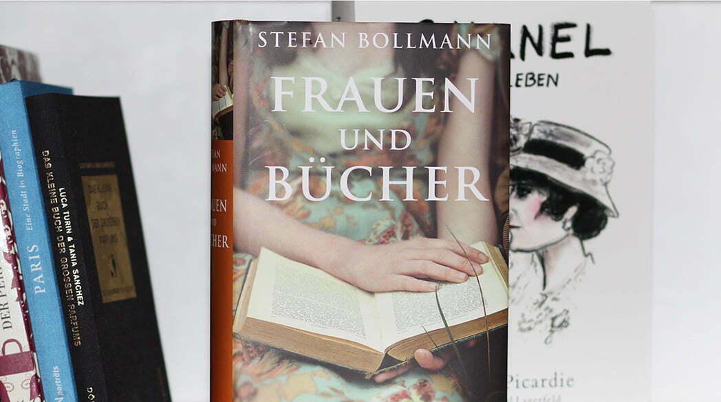 Lady-Blog liest: Frauen und Bücher von Stefan Bollmann