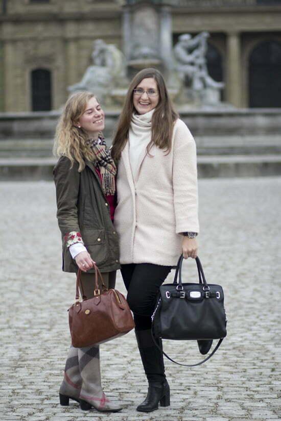 Bloggerinnen Daniela Uhrich und Conny Schuhbauer