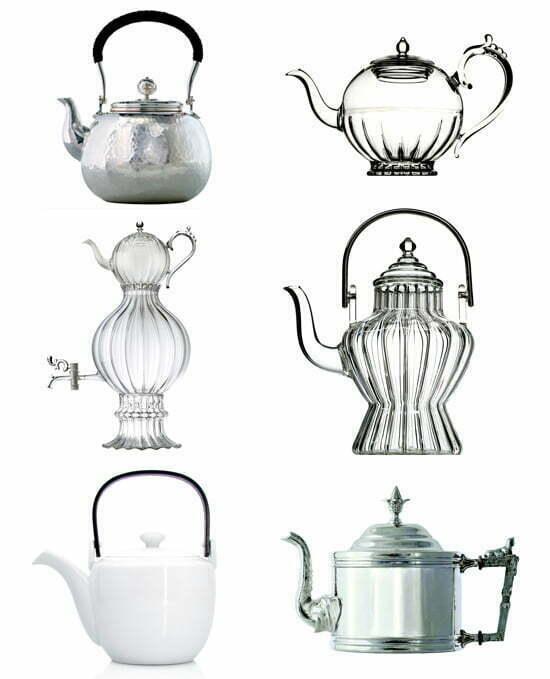 Mariage Frères Teekannen