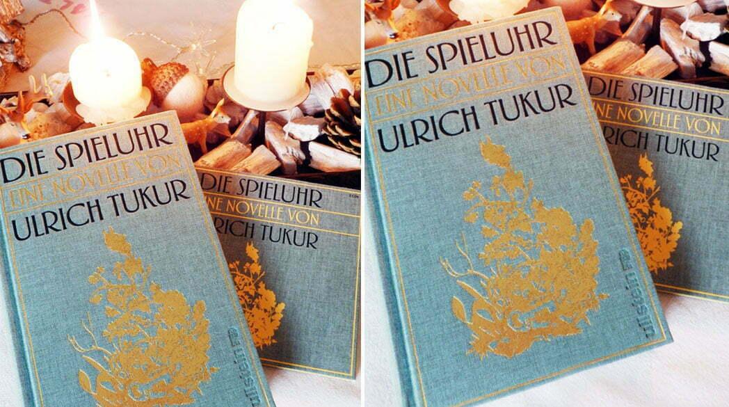 Die Spieluhr von Ulrich Tukur - Buch und Hörspiel