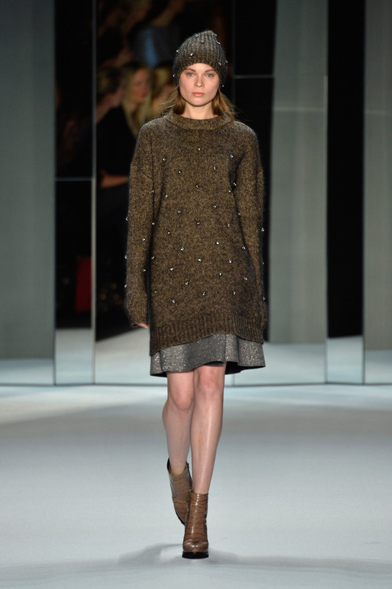 Schumacher Show - Mercedes-Benz Fashion Week Autumn/Winter 2014/15