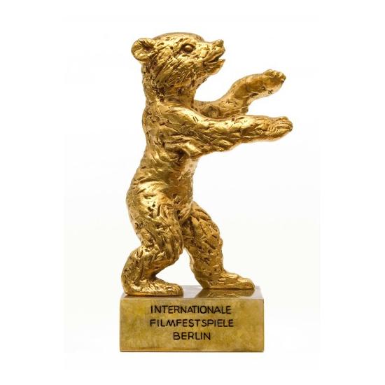 Berlinale: Die kleinen Bären-Statuen