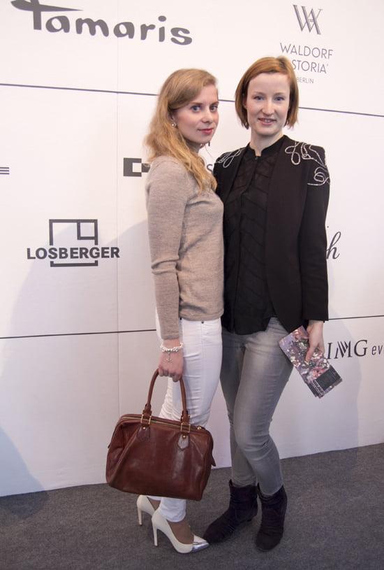 Blog-Redakteurinnen Dani und Nastasia