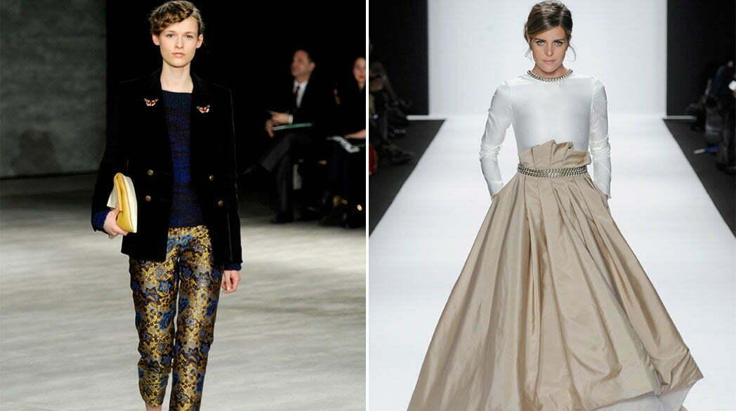 NYFW: Unsere liebsten Looks der NY Fashion Week