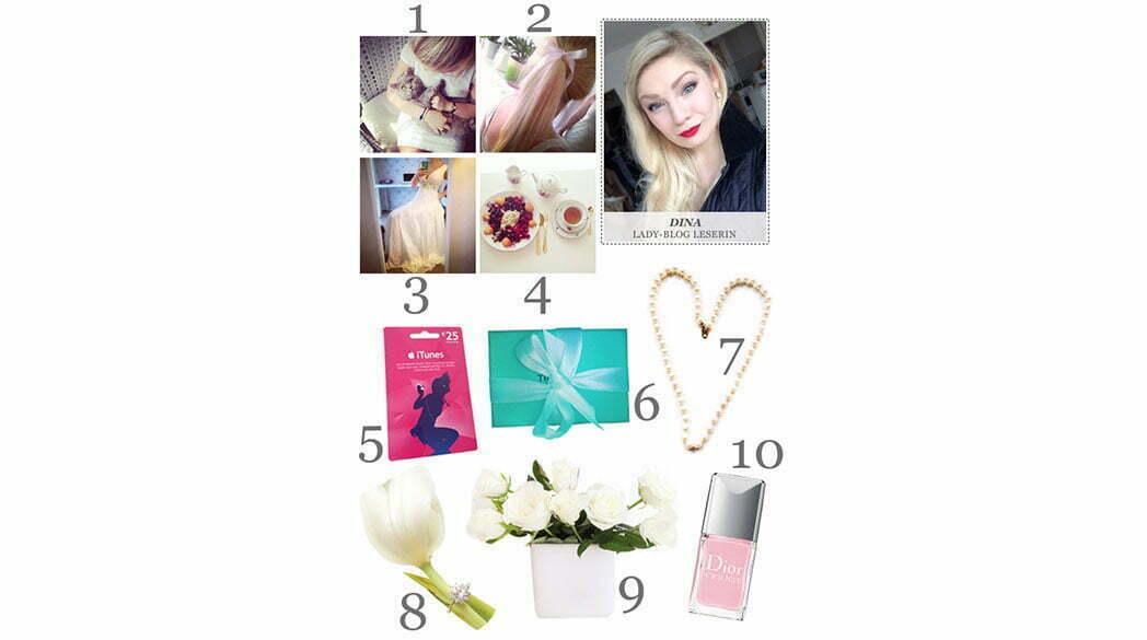 Dinas Love-List: 10 Dinge, die mich glücklich machen