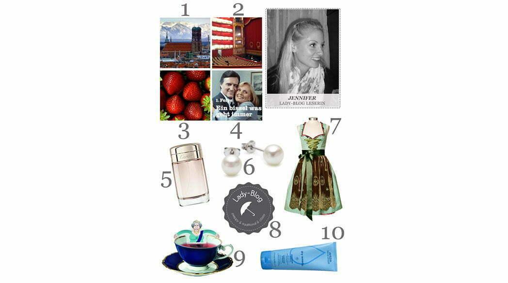 Jennifers Love-List: 10 Dinge, die glücklich machen