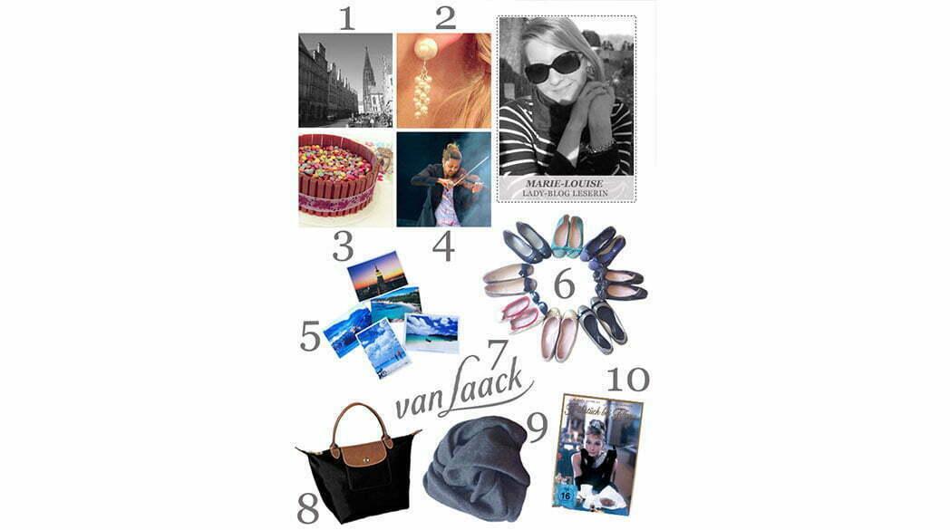 Marie-Louises Love-List: 10 Dinge, die glücklich machen