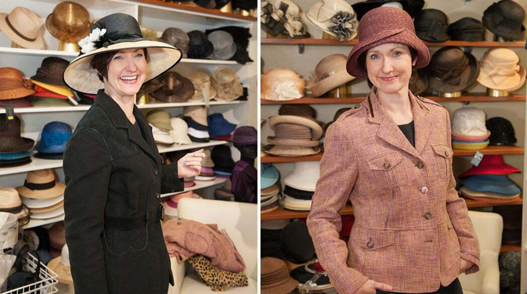 Auf der Suche nach dem perfekten Tweed-Run Hut