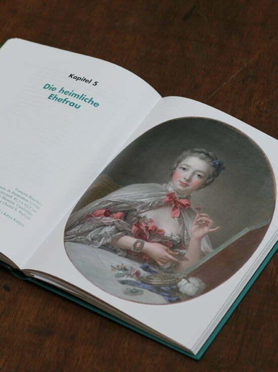 Andrea Weisbrod - Madame de Pompadour