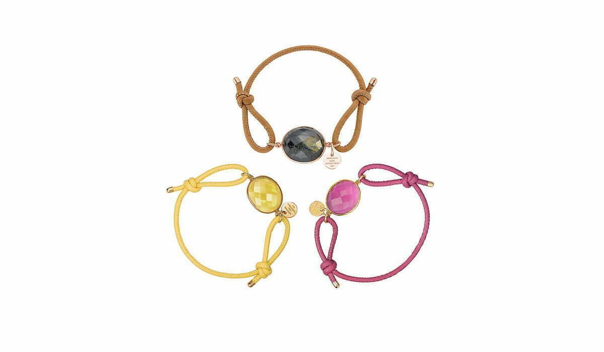 Armbänder von Marjana von Berlepsch