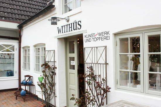 Lieblingsplätze auf Sylt: Kunsthandwerk im Witthüs