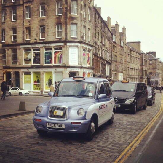 Schottland-Trip: Edinburgh