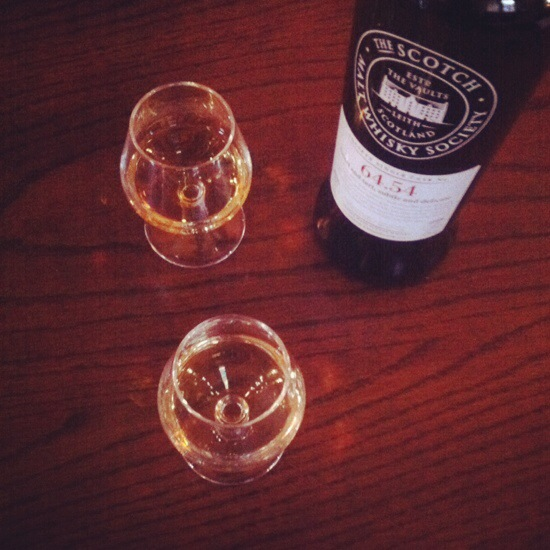 Scotch Malt Whisky Society in Leith