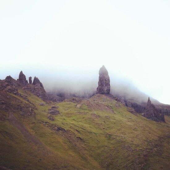 The Old Man of Storr Isle of Skye