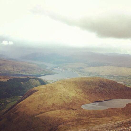 Schottland-Trip: Ben Nevis