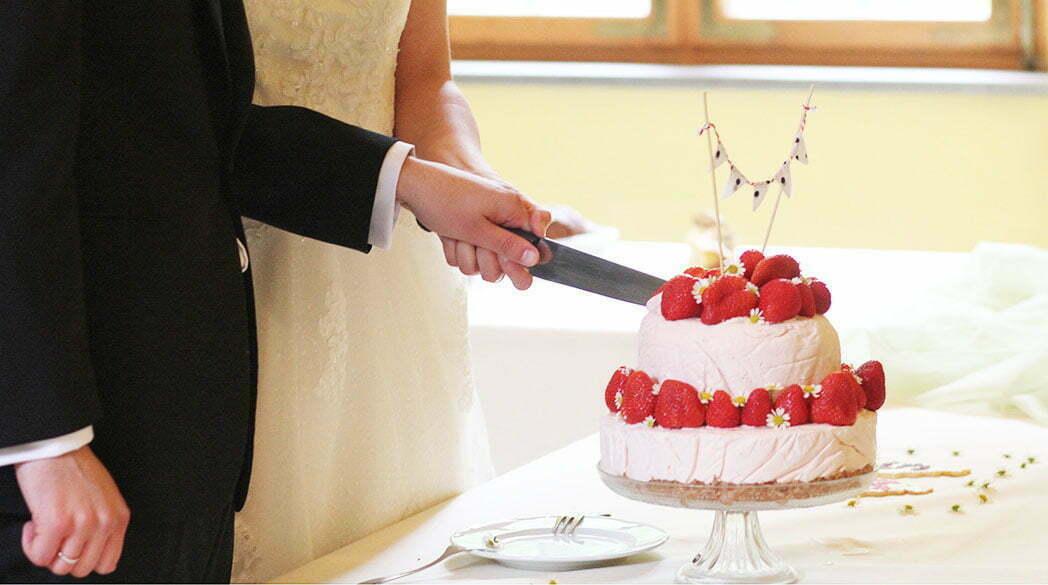 Hochzeitsspecial Teil 4: die Hochzeitstorte