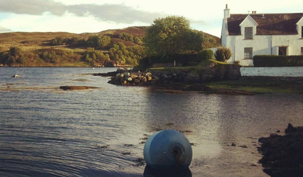 Auf Reisen: Erste Impressionen aus Schottland
