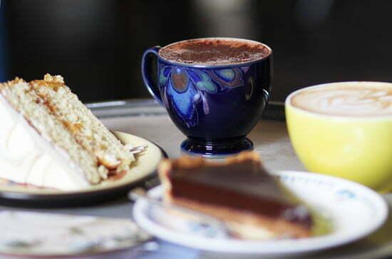 Edinburgh-Tipp: Café Lovecrumbs