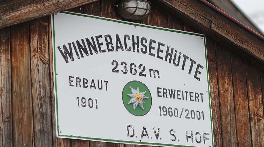 Hüttentour: Winnebachseehütte in den Stubaier Alpen