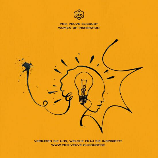 Prix Veuve Clicquot für inspirierende Frauen