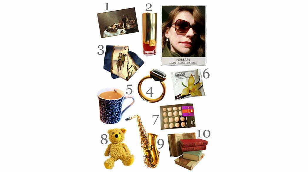 Amalias Love-List: 10 Dinge, die glücklich machen
