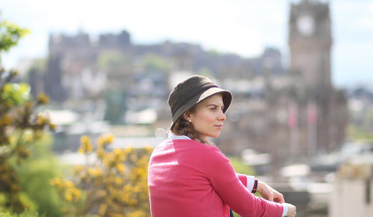 Must Do: Picknick auf dem Calton Hill in Edinburgh