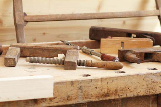 Bettenrid: Die Herstellung des Meisterstücks