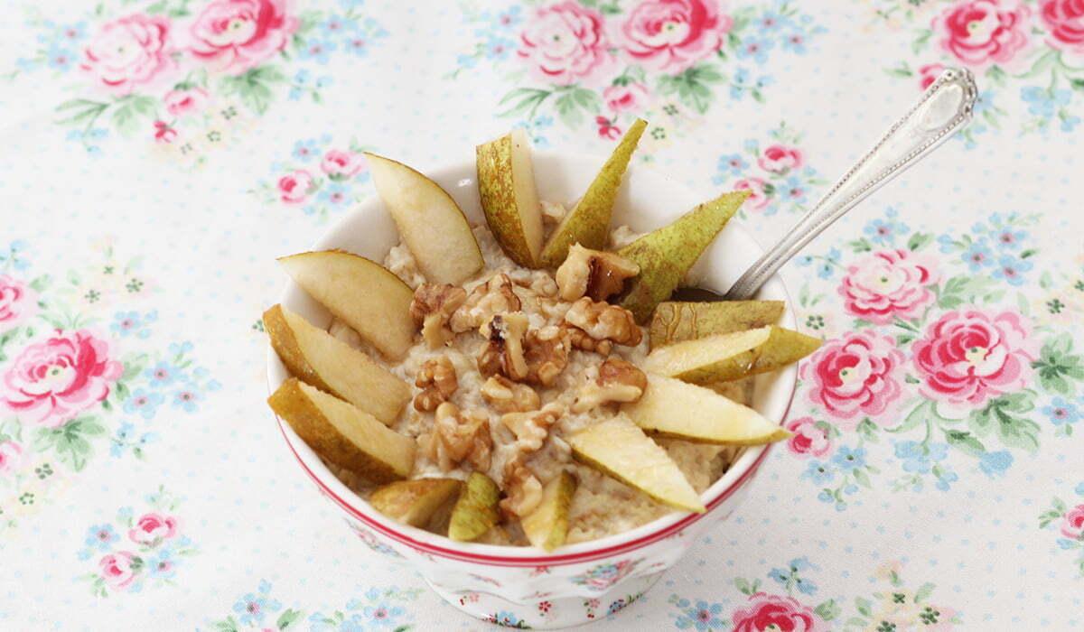 Porridge: Meine neue Frühstücksliebe