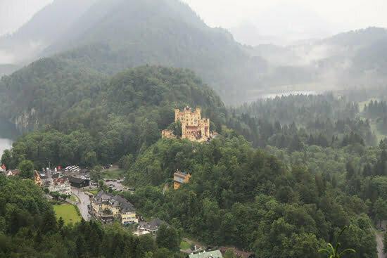 Tipps für die Romantische Straße: Hohenschwangau