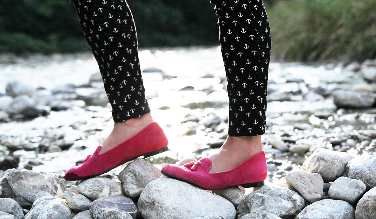 Outfitpost: Ankerliebe am Auerbach