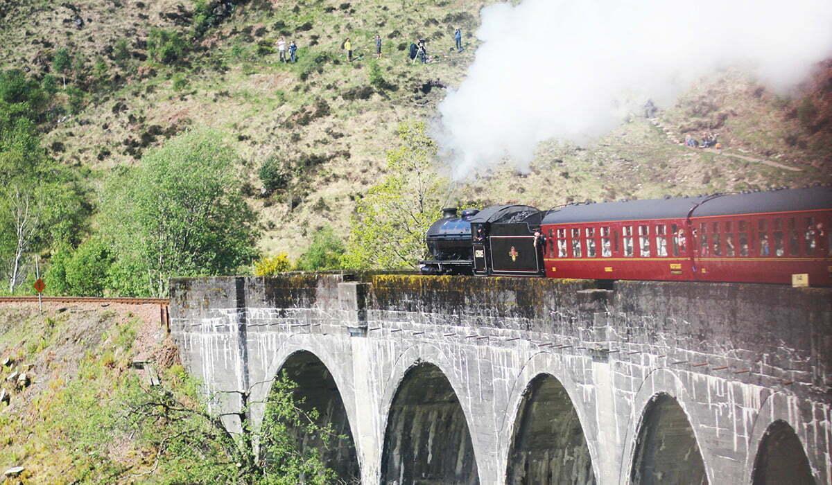 Must Do: Fahrt mit dem Jacobite Steam Train