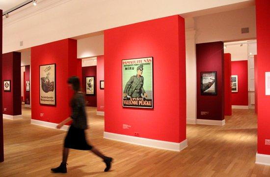"""Ausstellungstipp: """"Krieg & Propaganda"""" in Hamburg"""