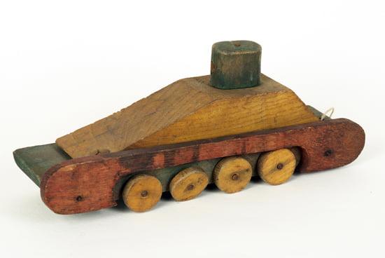 Kriegspropaganda: Spielzeug
