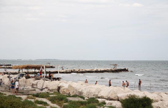 Ein Tag auf Lido di Venezia