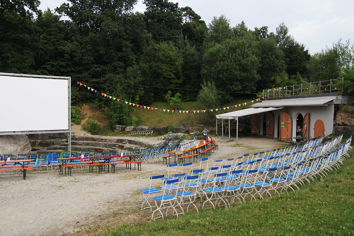 Lovely Places: Das Open-Air-Kino UTOPIA
