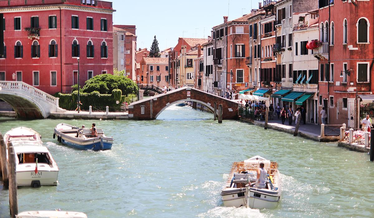 Auf Reisen: Spontantrip nach Venedig