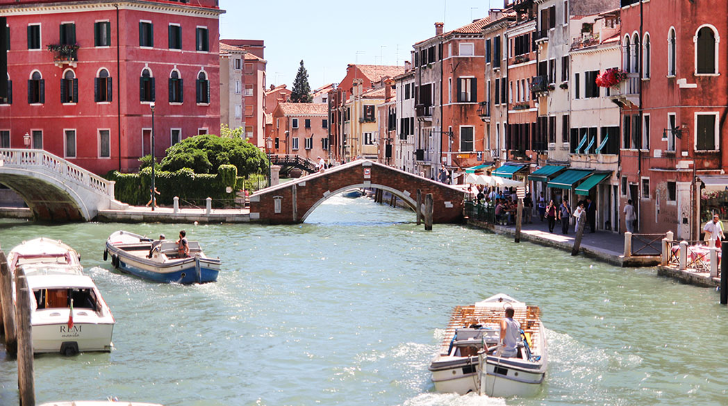 Ein Spontantrip nach Venedig