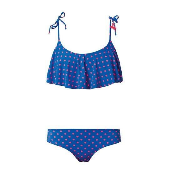 Süßer Bikini mit Pünktchen von Calzedonia