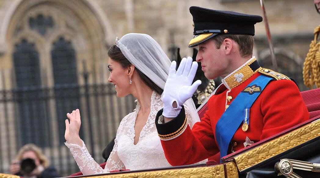 Saphir-Schmuck von Kate Middleton