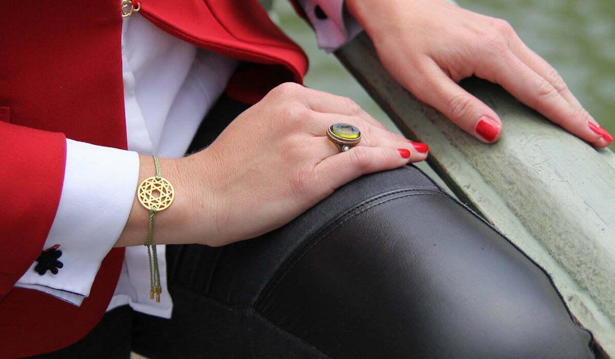 Chakra-Armband von Daisy-London