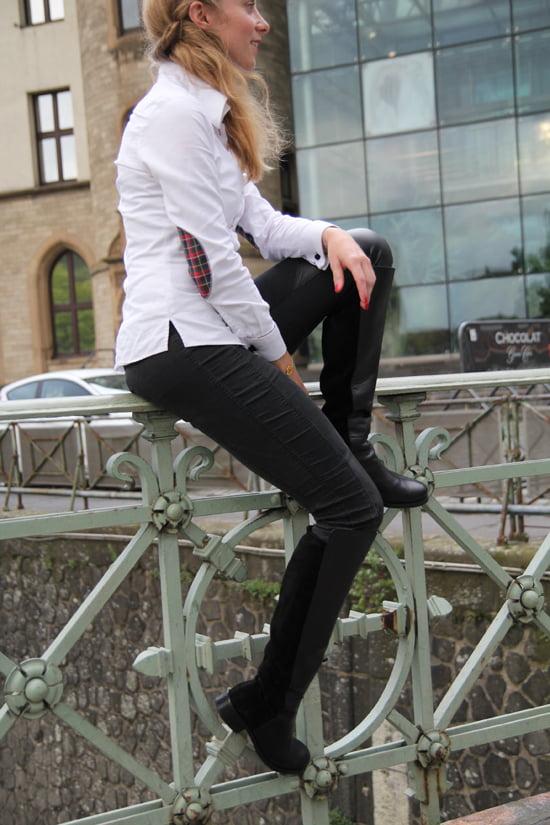 Daniela Uhrich vom Lady-Blog im Equestrian-Style
