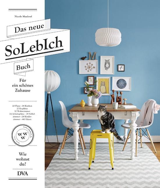Das neue SoLebIch Buch von Nicole Maalouf