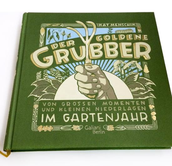 Stiftung Buchkunst: Der goldene Grubber