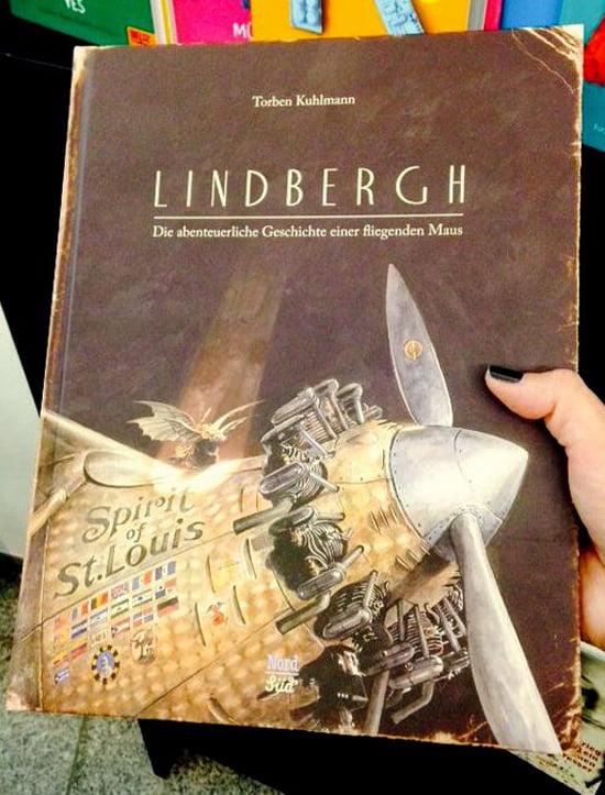 Stiftung Buchkunst: Lindbergh
