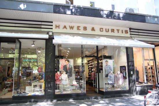 Hawes & Curtis in Deutschland