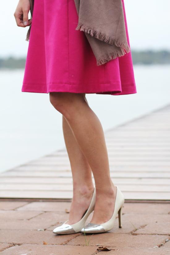 Lodenkleid: Outfit für eine Herbsthochzeit