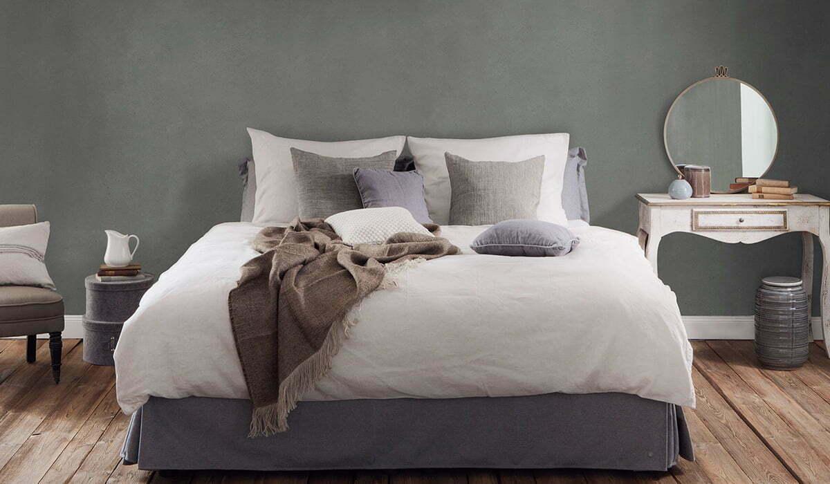 weisse bettwsche mit spitze affordable bettwsche. Black Bedroom Furniture Sets. Home Design Ideas