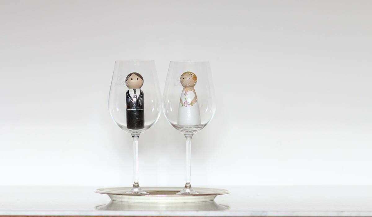 Lady-Blog Hochzeitsspecial: Das Gastgeschenk